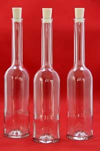 schöne Flaschen für selbstgemachten Likör